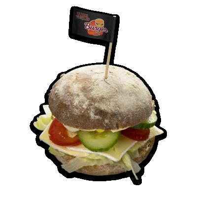 Burger Camenbert