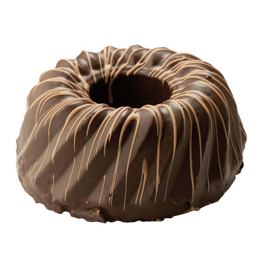Gugelhupf Schokolade