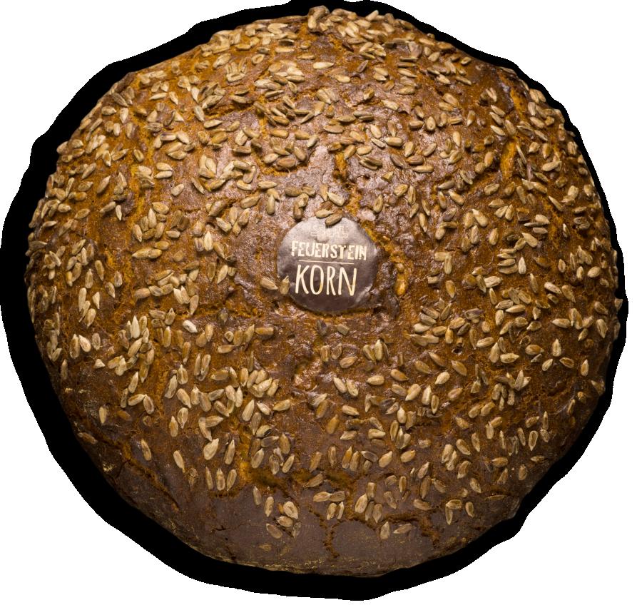 Feuersteinbrot Korn