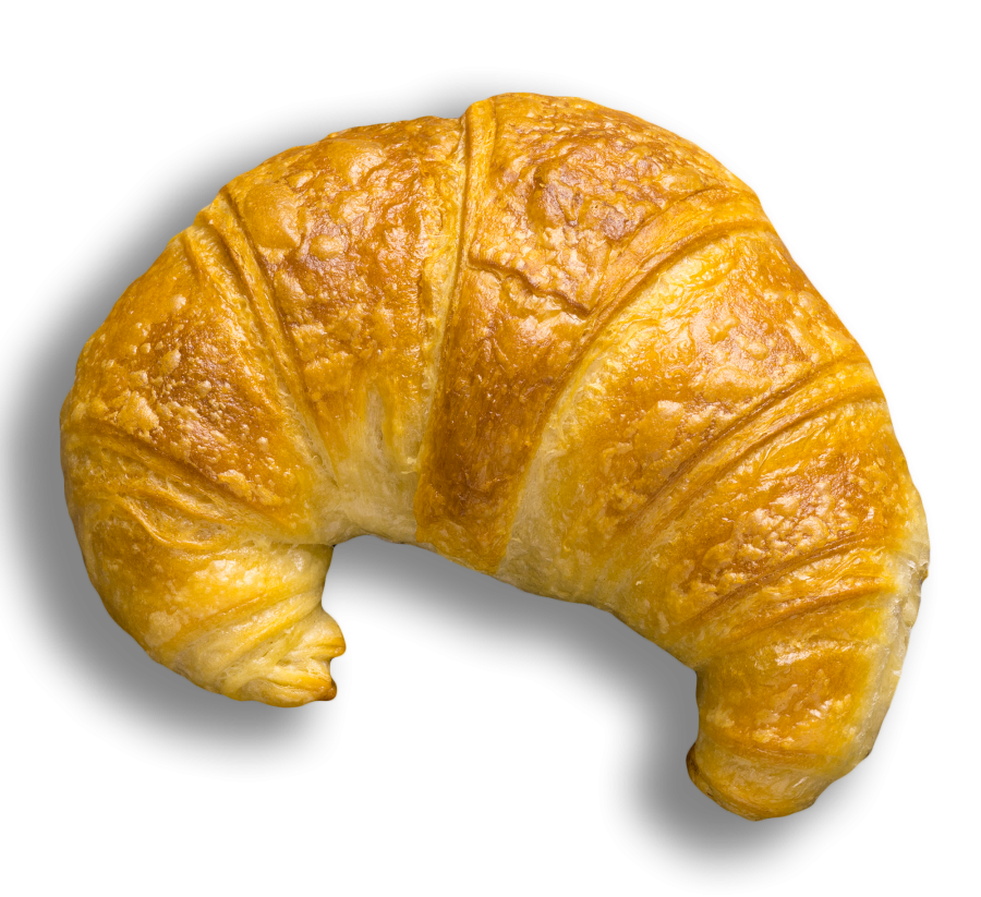 Butter-Croissant