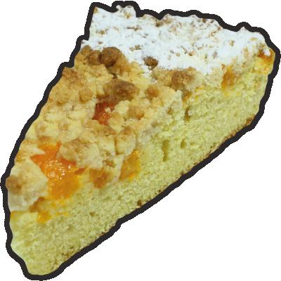 Dinkelkuchen Aprikose