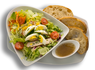 Brathändl-Salat