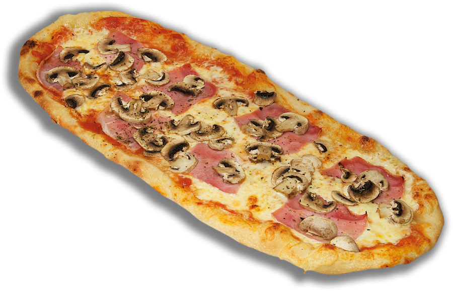 Pizza Schinken