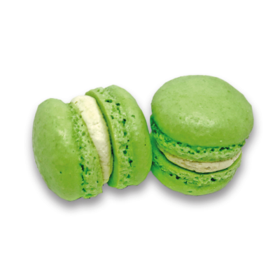 Pistazie Macarons