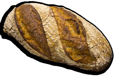 Kartoffel-Ruchmehl Brot