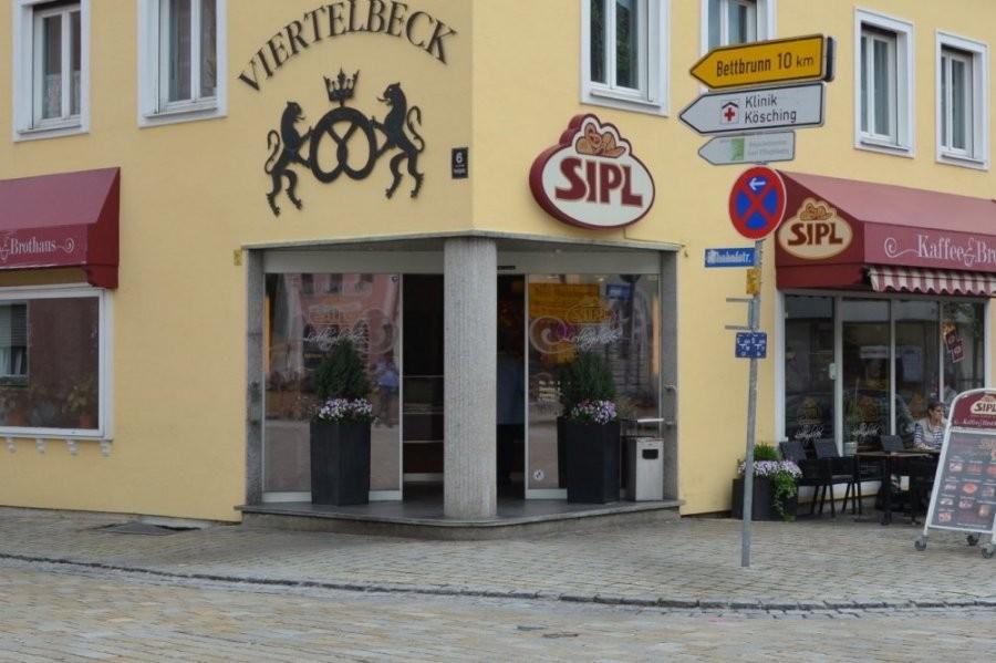 Kösching am Marktplatz