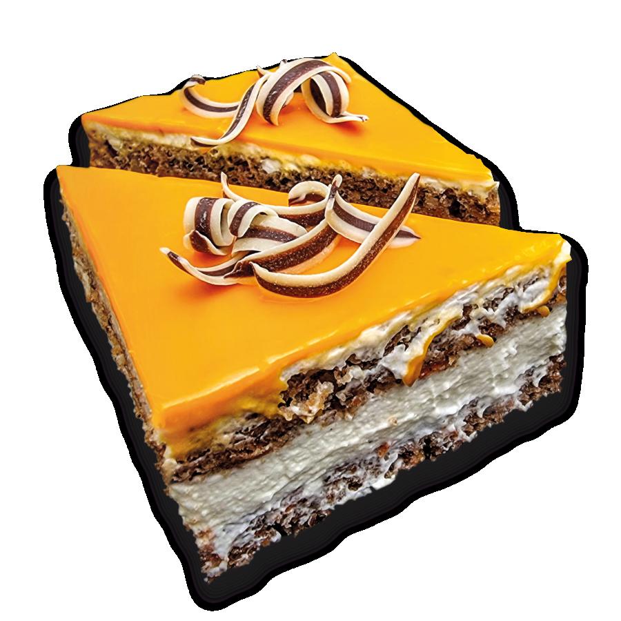 Cheesecake Karottenschnitte