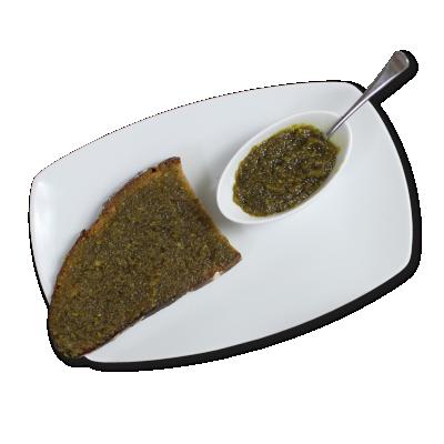 Brotaufstrich & Pesto Pistazie